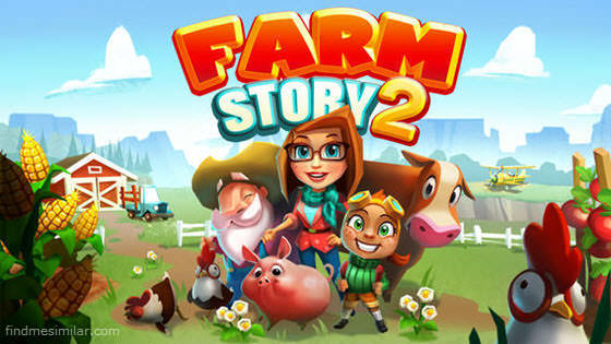 Farm Story 2 Farming Game poster