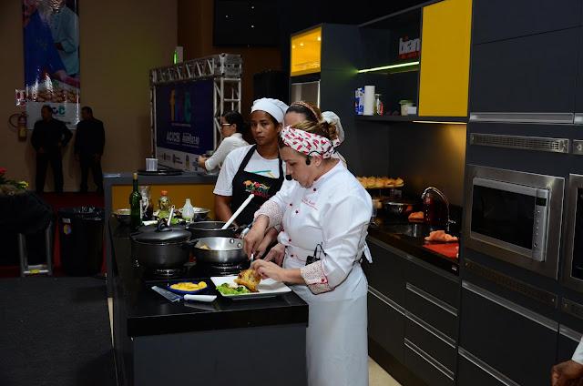 Cozinha Show traz pratos regionalizados na Ficc 2017 em Cacoal