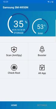 Scan Spy Free 2019 and Booster, Check Root for Android