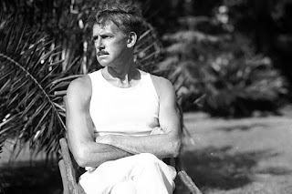 Eugene O'Neill in Bermuda in 1926