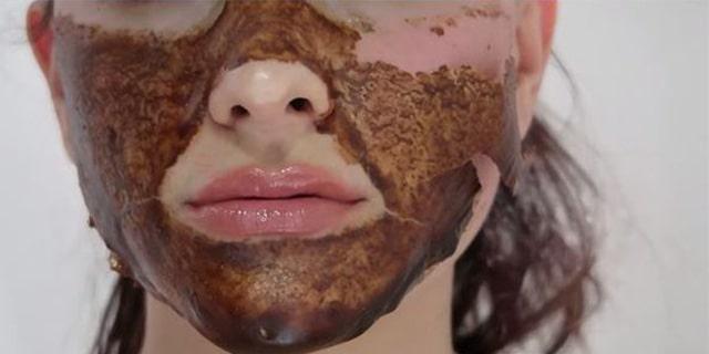 tarçınlı yüz maskesi tarifi
