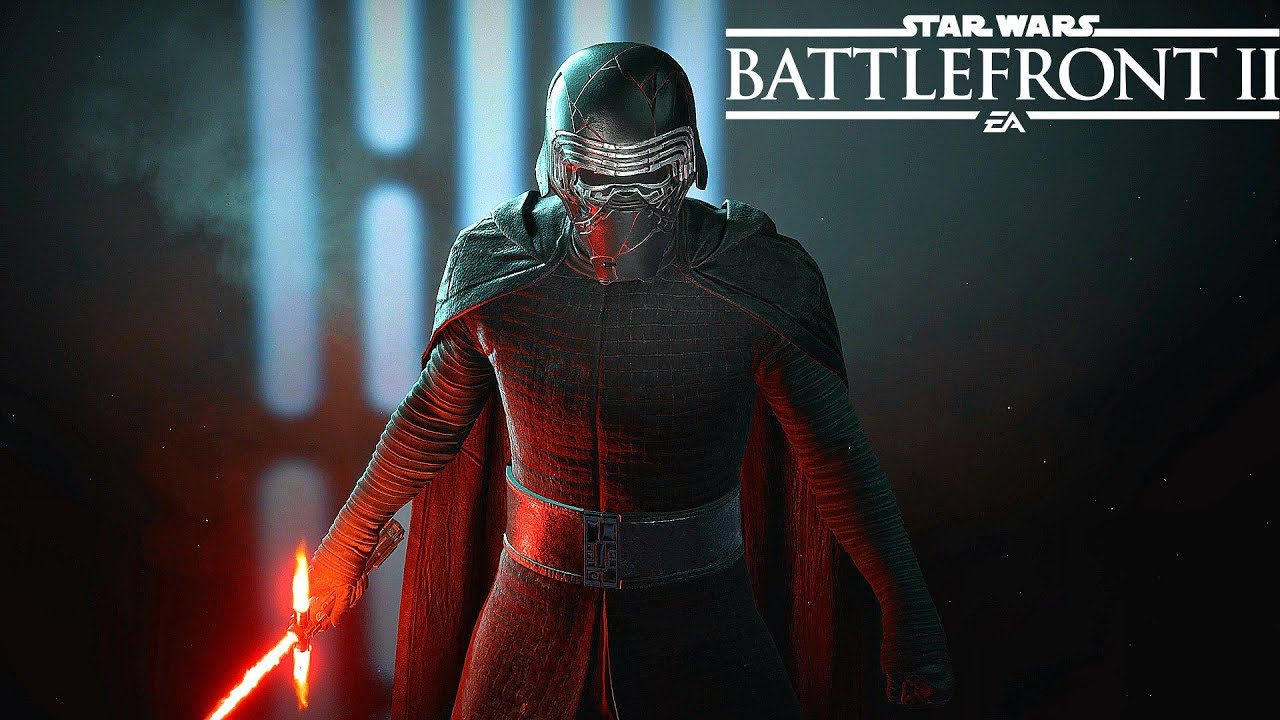 Kylo Ren in Star Wars Battlefront 2: best cards and tips