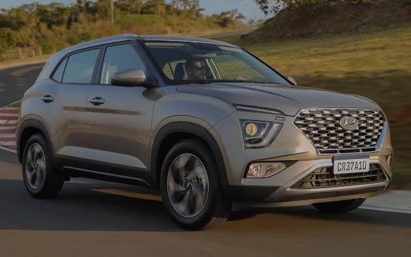 Novo Hyundai Creta 2022 Platinum