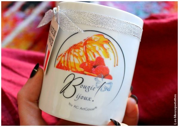 Blog : Bougie Bijoux, idée cadeau Noël