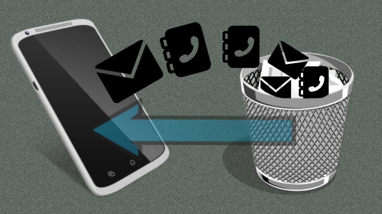 tips memulihkan pesan sms dan kontak yang terhapus di android