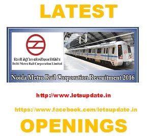Noida Metro Rail Corporation Limited-letsupdate