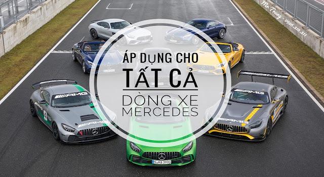 Khuyến mãi tại Mercedes Haxaco Kim Giang được áp dụng cho tất cả các dòng xe Mercedes tại thị trường Việt Nam