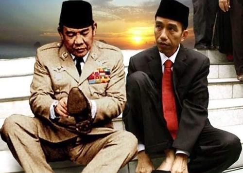 Gus Robin Sebut Jokowi Titisan Soekarno, Ungkap Kerap Dilindungi Sosok Suci: Membuat Bangsa Indonesia Kagum