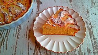 Лесен сладкиш с круши и крема сирене - рецепта