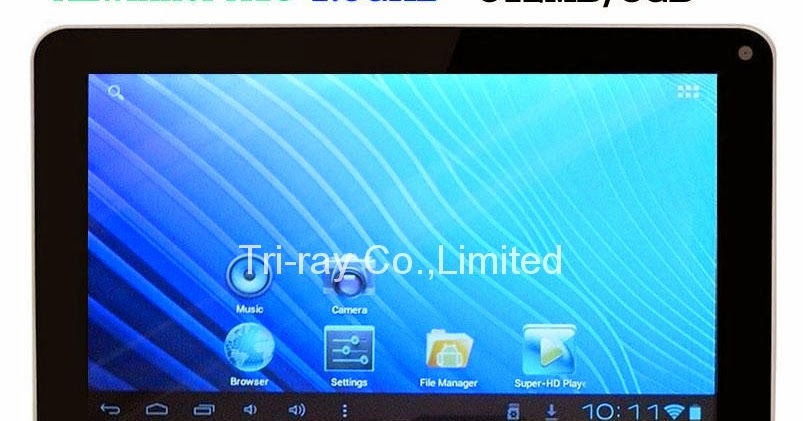 Tech360: Firmware for A13 Tablet (No Brand 9