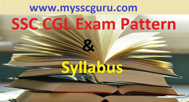 SSC-CGL-exam-pattern-syllabus-latest