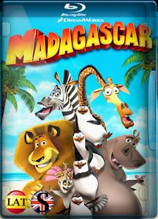 Madagascar (2005) REMUX 1080P LATINO/INGLES