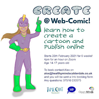 Create @ Web-Comic!