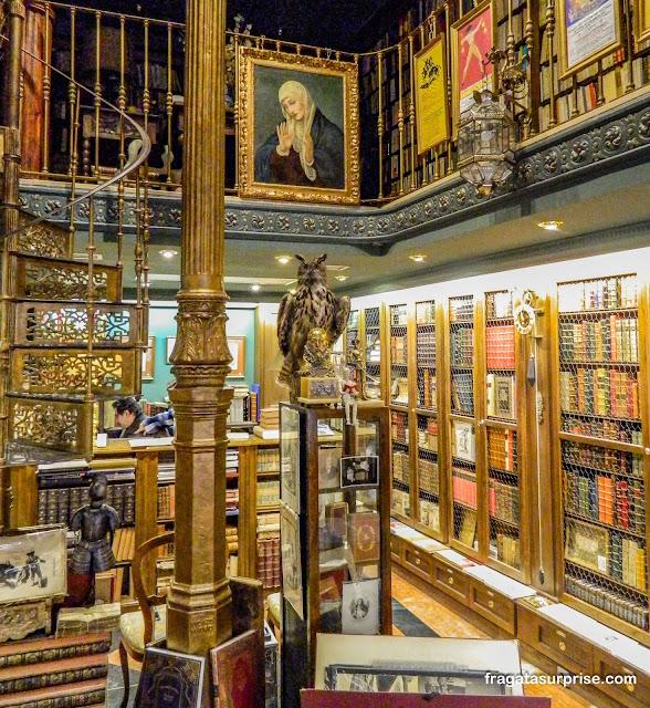 Livraria Miguel Miranda, Madri, Barrio de las Letras