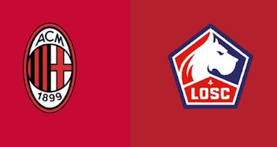 مشاهدة مباراة ميلان ضد ليل اليوم 5-11-2020 بث مباشر في الدوري الاوروبي