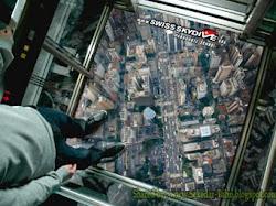 5 Elevator Paling Ekstrim Di Dunia