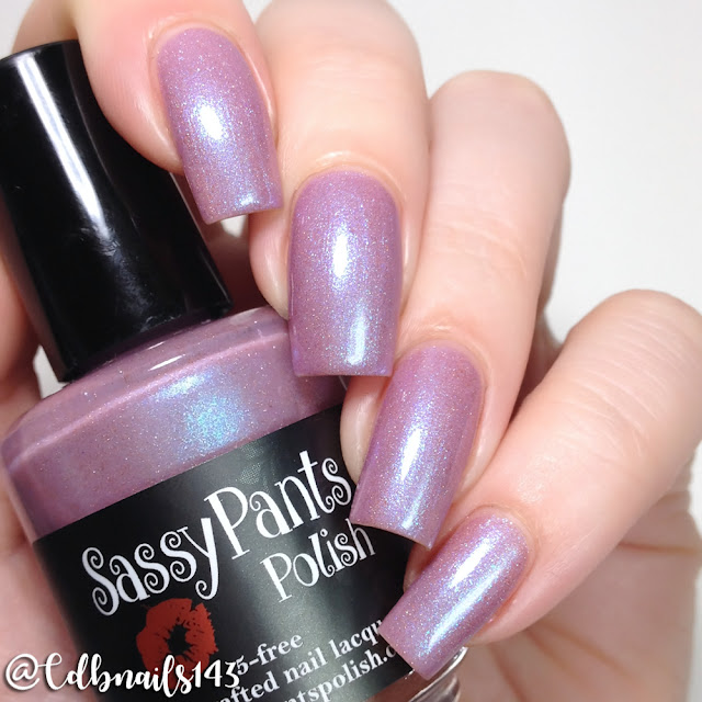 Sassy Pants Polish-Fairy Spell