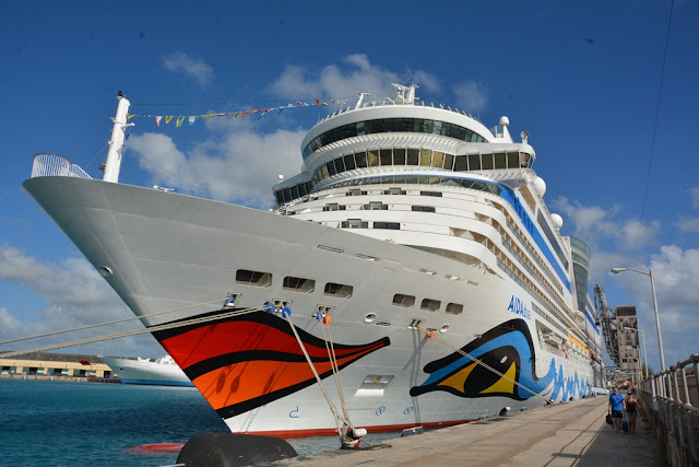 Bridgetown Barbados Aida cruise