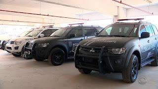 Empresários doam R$ 14 milhões em armas, carros e equipamentos para a Segurança Pública em Porto Alegre