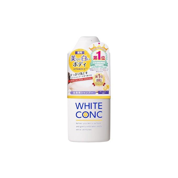 White Conc Body Shampoo 360ml