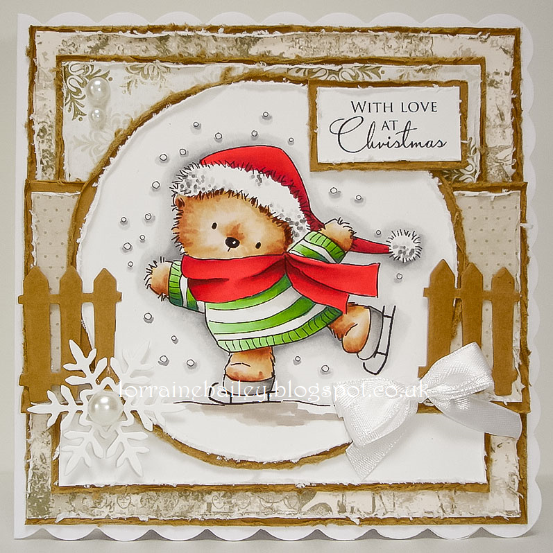 Good Morning Everyone I Am Back To Share My Third Card Using One Of The Gorgeous New DigiStamp Boutique Images They Are Available Today From Lili