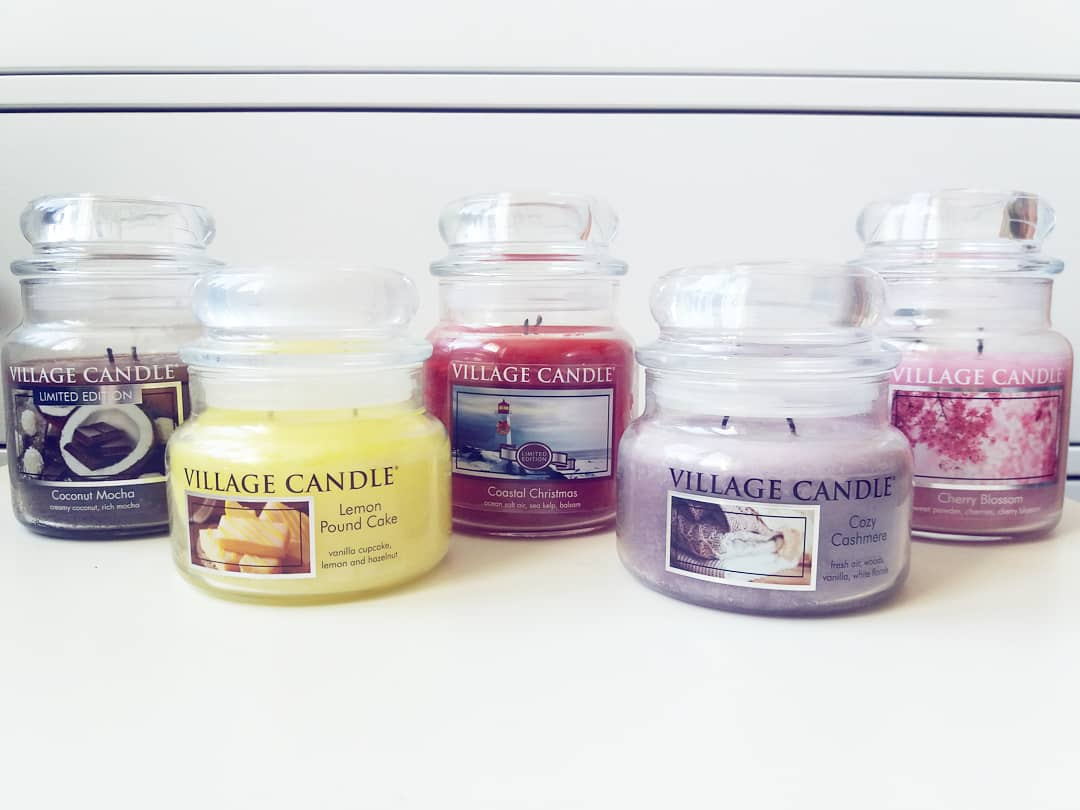 Kolejna marka świecowa pod lupą - Village Candle