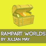 Rampart Worlds Series by Julian May