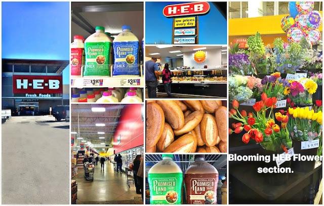 HEB Store #Farfromordinary