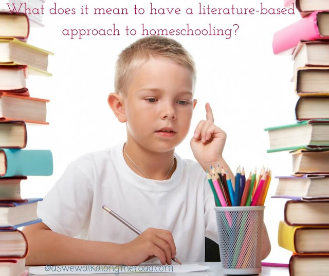 Literature-based homeschooling defined