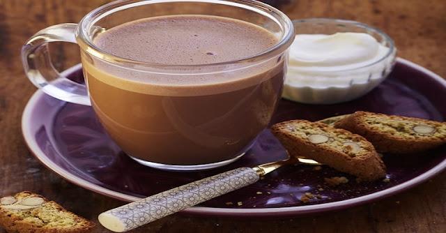 فوائد الشوكولاتة الساخنة للصحة