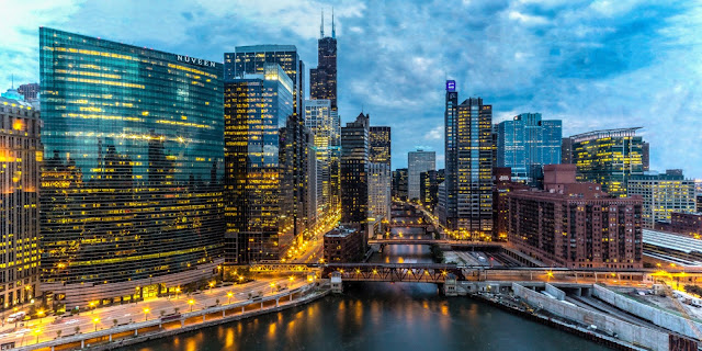 Chicago Uçak Bileti