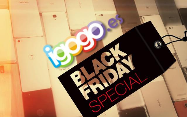 ¡iGoGo celebra el Black Friday con Descuentos y Regalos!