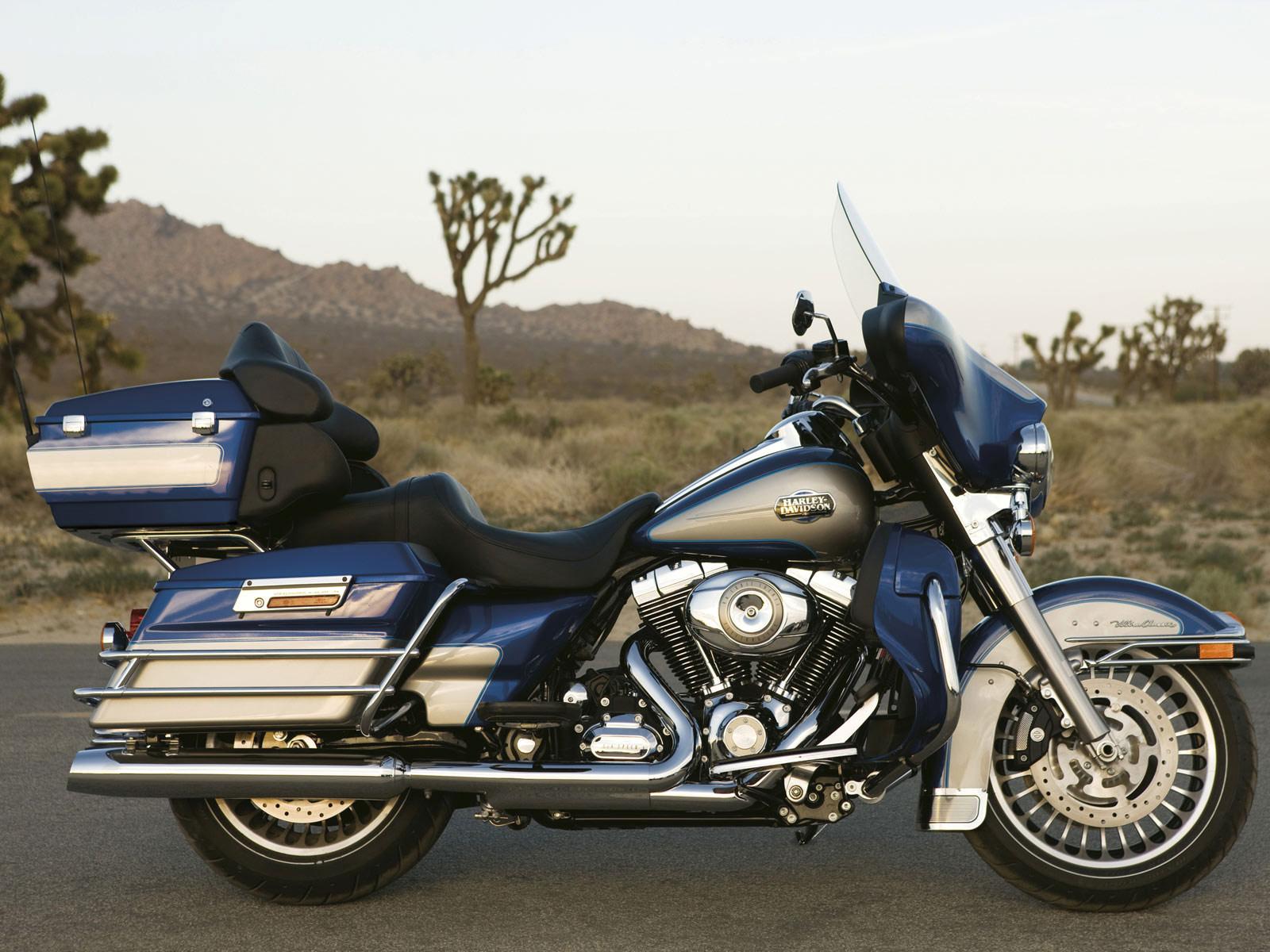 Harley Davidson Electra Glide Ultra Classic Specs