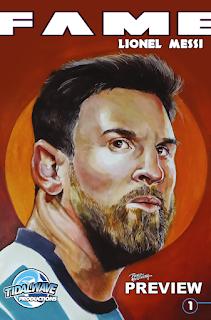 Lionel Messi - Cover