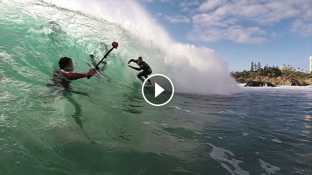 REEF Presents Mick Fanning Triptych Part I