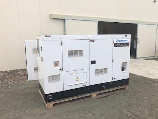 99 Kva Diesel generator