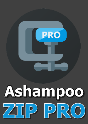 Ashampoo ZIP PRO v3.0.30 – Download Completo (Windows)