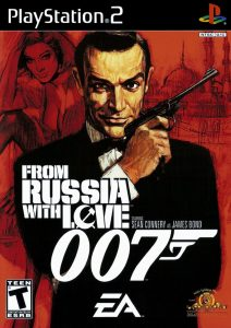 Download 007: From Russia with Love (2005) PS2