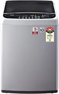LG 6.5 Kg Smart Inverter Fully Automatic Top Loading Washing Machine (T65SNSF1Z)