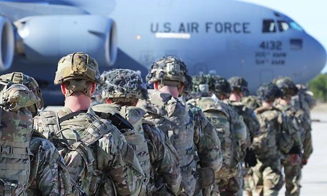 Estados Unidos envía 3.000 soldados adicionales a Medio Oriente