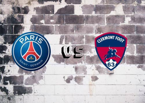 Paris Saint-Germain vs Clermont Foot  Resumen y Partido Completo