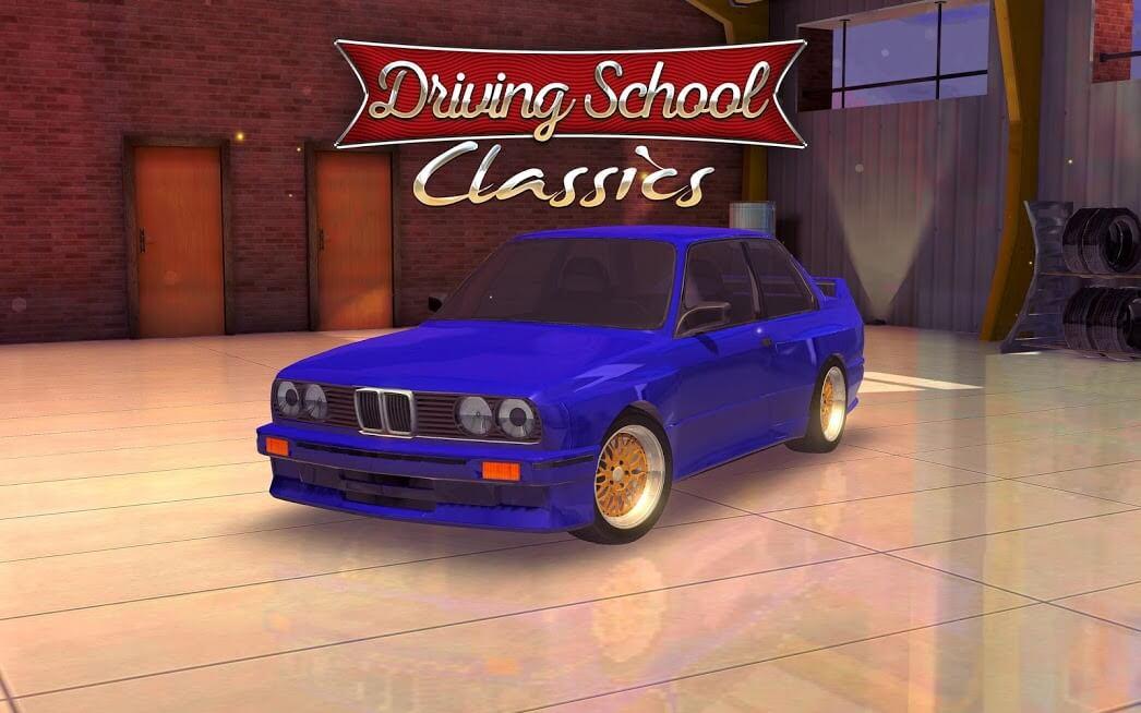 Driving School Classics v 2.2.0 apk mod DINHEIRO INFINITO