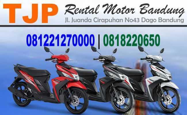 Sewa Rental motor dekat Jl. Naripan