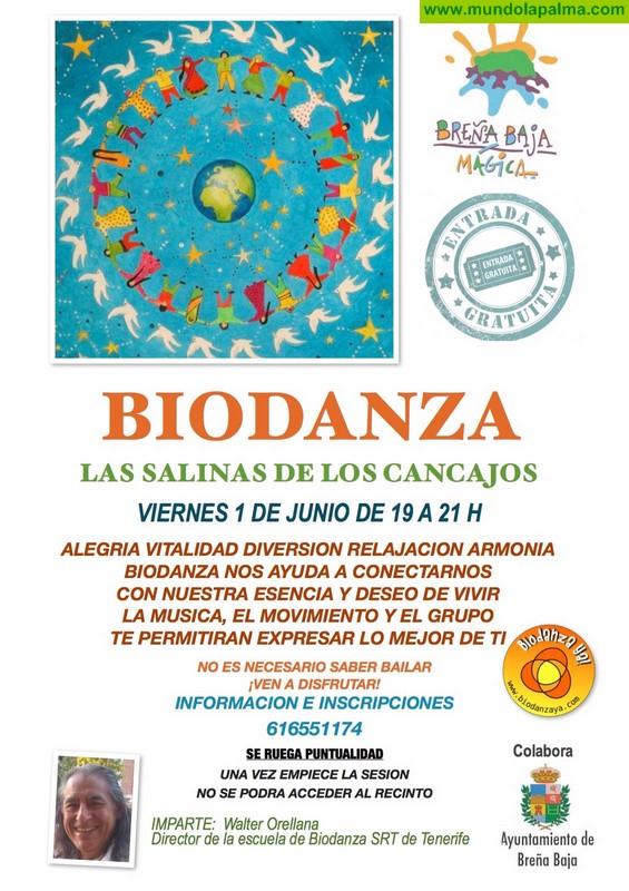 LAS SALINAS: Biodanza