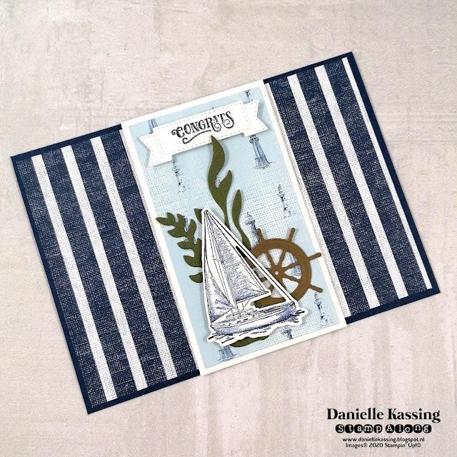 Stampin' Up! Sailing Home bundle