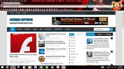 Screenshot Mozilla Firefox