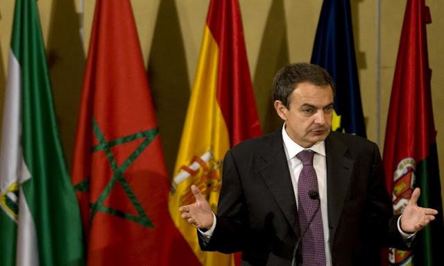 """أكد رئيس الحكومة الإسبانية الأسبق خوسيه لويس رودريغيز ثاباتيرو على خطة الحكم الذاتي بأنها """"حل طموح ومعقول"""""""