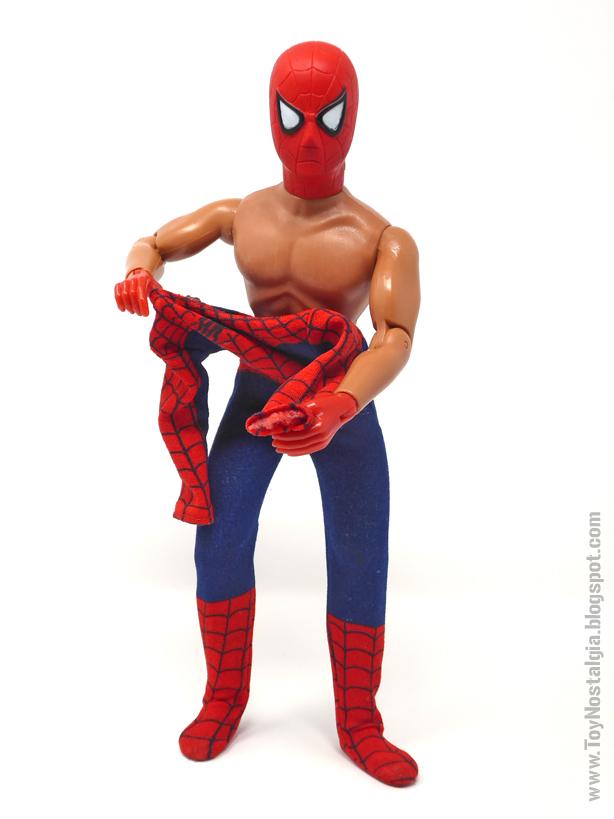 Mego Spider-Man 30 cm   (MEGO - World's Greatest Super Heroes!)