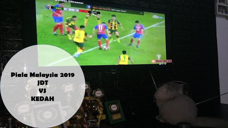 JDT JUARA PIALA MALAYSIA 2019, Johor Umum Cuti Khas