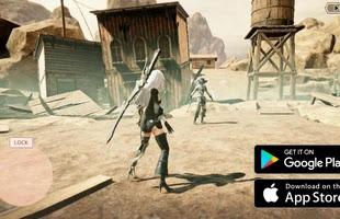 Phiên bản di động của Nier: Automata có tiếng Anh, cho bản ghi trước đó trên Android và iOS, dự kiến sẽ ra mắt sớm